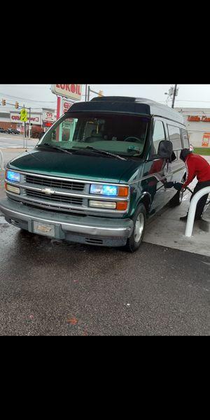 2000 Chevy conversion van for Sale in Philadelphia, PA