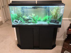 55 Gallon Fish Tank for Sale in Dallas, TX