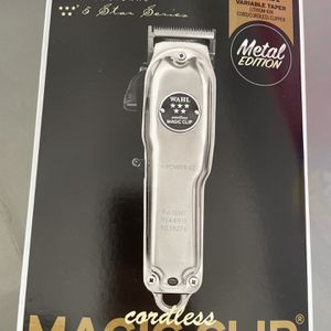 Wahl Magic Clip Cordless Metal Edition for Sale in Tustin, CA