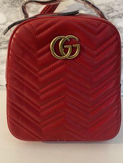 Red Designer Backpack for Sale in Fremont,  CA
