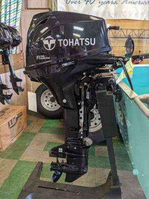 Tohatsu Fishing Boat Motor for Sale in Charleroi, PA