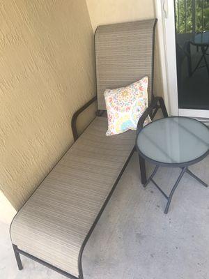 Outdoor furniture for Sale in Miami, FL