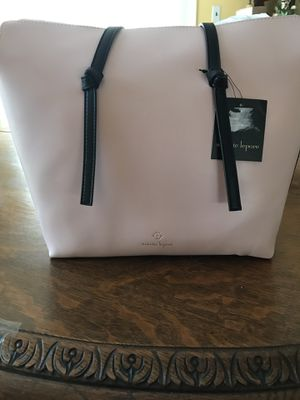 Brand new authentic Nanette Lepore tote, pretty pink for Sale in Silver Spring, MD