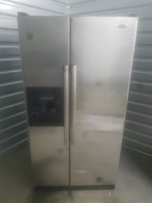 !!! Whirlpool refrigerator !!! for Sale in Raleigh, NC