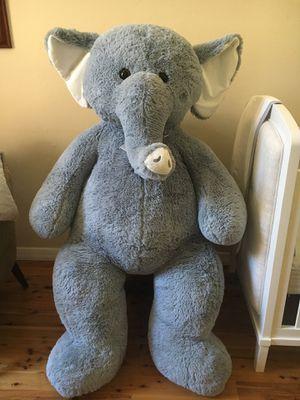 Oversized Stuffed animal (Elephant) for Sale in Naples, FL