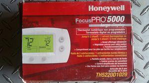 Honeywell digital thermostat for Sale in Dallas, TX
