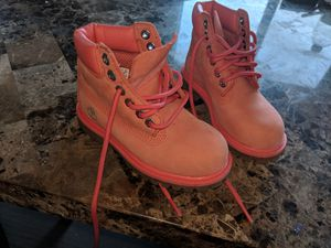 Timberland size 9 kids for Sale in Des Moines, IA