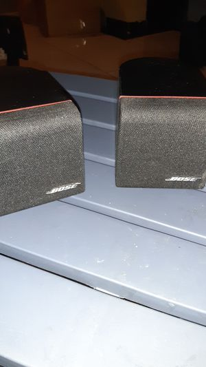 Bose acustimass surround sound speakers for Sale in Glendale, AZ