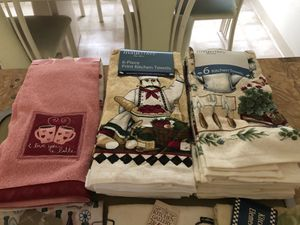 Kitchen hand towels for Sale in Philadelphia, PA