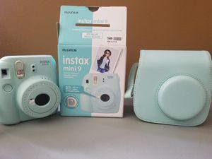 Fujifilm Instax Mini 9 Camera Bundle for Sale in Columbus, OH