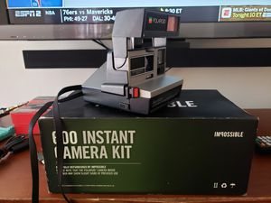 Instant oldschool camera. for Sale in Springfield, MA