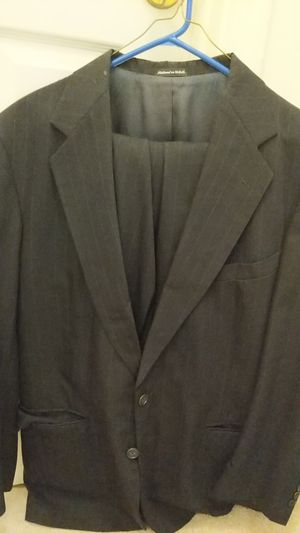 Large Dress pants and matching jacket for Sale in Raleigh, NC