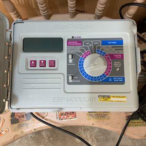 Rain Bird 14 Zone Water Sprinkler ESP Modular for Sale in Dallas, TX