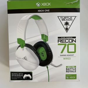 Xbox Gaming Headset (wired Recon70) for Sale in Huntington Beach, CA
