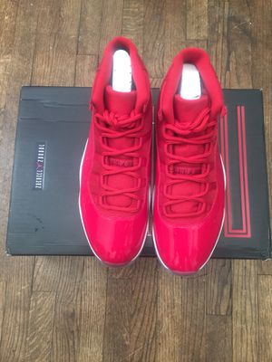 "Jordan Retro 11 ""win like '96"" sneakers for Sale in Chicago, IL"
