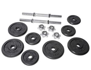 CAP Barbell Adjustable Dumbbell Set, 40 Pounds for Sale in Jersey City, NJ