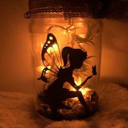 Twinkling Firefly Fairy Lantern Nightlight for Sale in Allentown,  PA