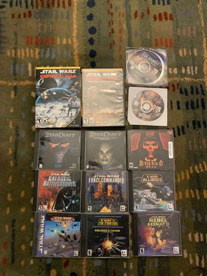 Old School PC Games for Sale in Houston, TX