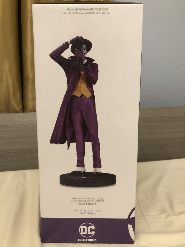 Joker Killing Joke figure