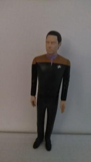 Star Trek * Lieutenant Data action figure for Sale in Shelton, CT