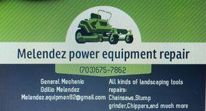 Mecanico General for Sale in Sterling, VA