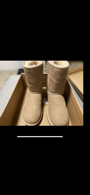 Ugg boots sand color size 6 youth brand new for Sale in The Bronx, NY