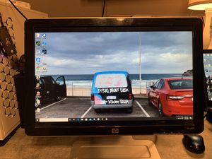 HP computer monitor for Sale in Cave Creek, AZ