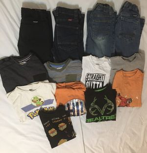 Boy's clothes bundle for Sale in Bakersfield, CA