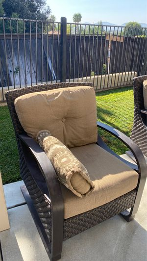Patio furniture for Sale in Murrieta, CA