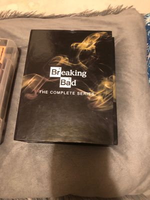 Breaking bad & Orange is the new black sets and dvds for Sale in Rutherfordton, NC