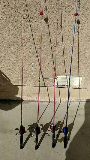 Fishing rods for Sale in Pomona, CA