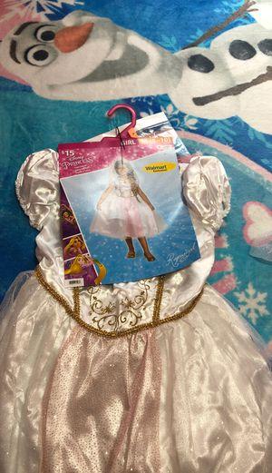 Disney Princess Rapunzel Costume Girls Size 8-10 Medium for Sale in Stickney, IL