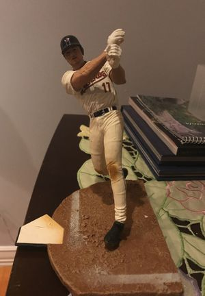 Berkman astros team baseball figurine for Sale in Dearborn Heights, MI