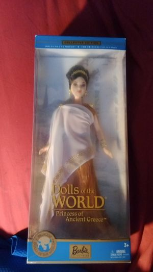 Princess of ancient Greece Barbie for Sale in Hatboro, PA