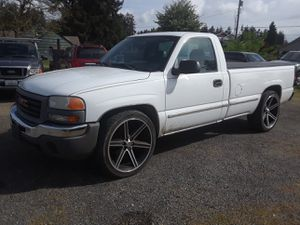 2006 GMC Sierra 1500 for Sale in Tacoma, WA