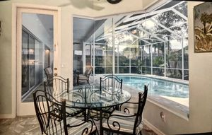 Wrought iron breakfast table and chairs for Sale in Safety Harbor, FL