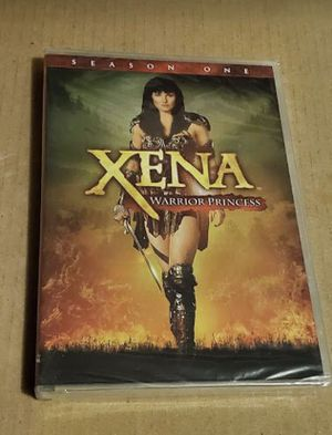 xena warrior princess season 1 dvd brand new for Sale in Los Angeles, CA