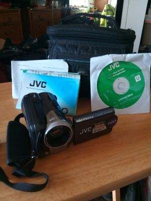 JVC Camcorder for Sale in Tacoma, WA