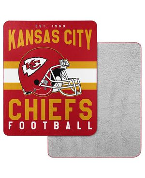Kansas City Chiefs Cozy Fleece Throw Blanket for Sale in Palmdale, CA