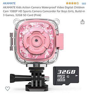 kids action Camera - Gopro mini for Sale in Malden, MA