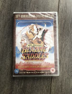 Blazing saddles DVD special edition for Sale in Jacksonville, FL