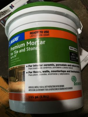 Mapei mortare for Sale in Pittsburgh, PA