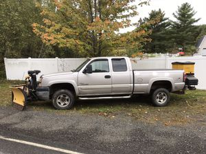 04 Duramax with V-Plow and Sander for Sale in Old Town, ME