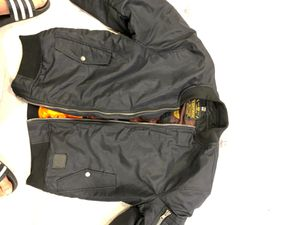 Cortech Bomber men's M jacket with armour removable for Sale in Costa Mesa, CA