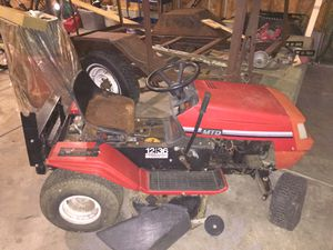 MTD lawn tractor for Sale in Hilliard, OH
