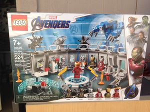 Lego 76125 Iron Man Hall of Armor new for Sale in Tempe, AZ
