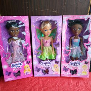 SPARKLE GIRLS for Sale in Detroit, MI