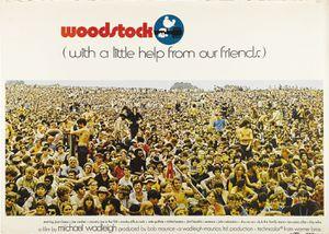 Woodstock poster for Sale in Providence, RI
