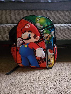 Mario Back pack for Sale in Albuquerque, NM
