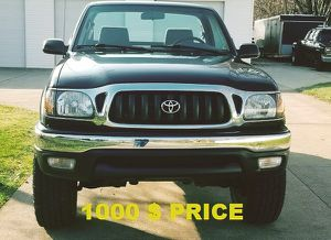 TOYOTA TACOMA 2001 for Sale in St. Petersburg, FL